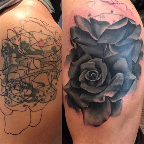 grey opaque rose cover