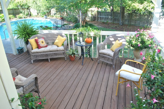 When does low-maintenance decking make the most sense?