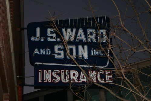 neon sign in artesia