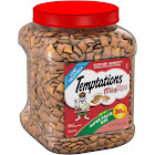 Temptations Mix Ups Treats for Cats, Backyard Cookout, Super Value Size - 30 oz