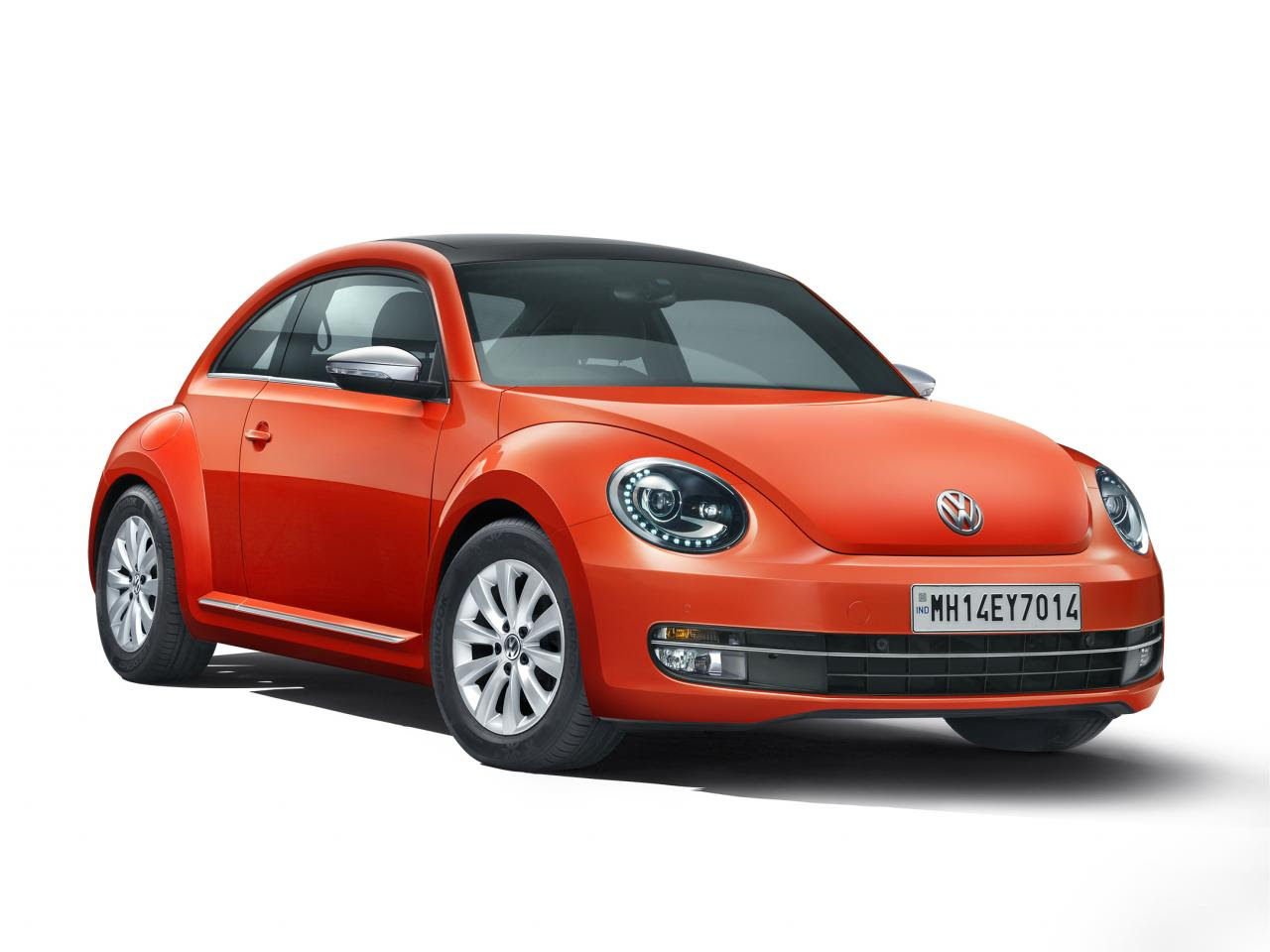 New Volkswagen Beetle onsale in India  Rs. 28.73 lakh