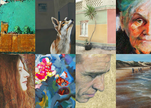 Jackson's Open Painting Prize Longlist Announced - Jackson's Art Blog