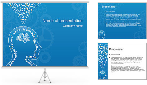 Brian galdis google knowledge thinking powerpoint template toneelgroepblik Image collections