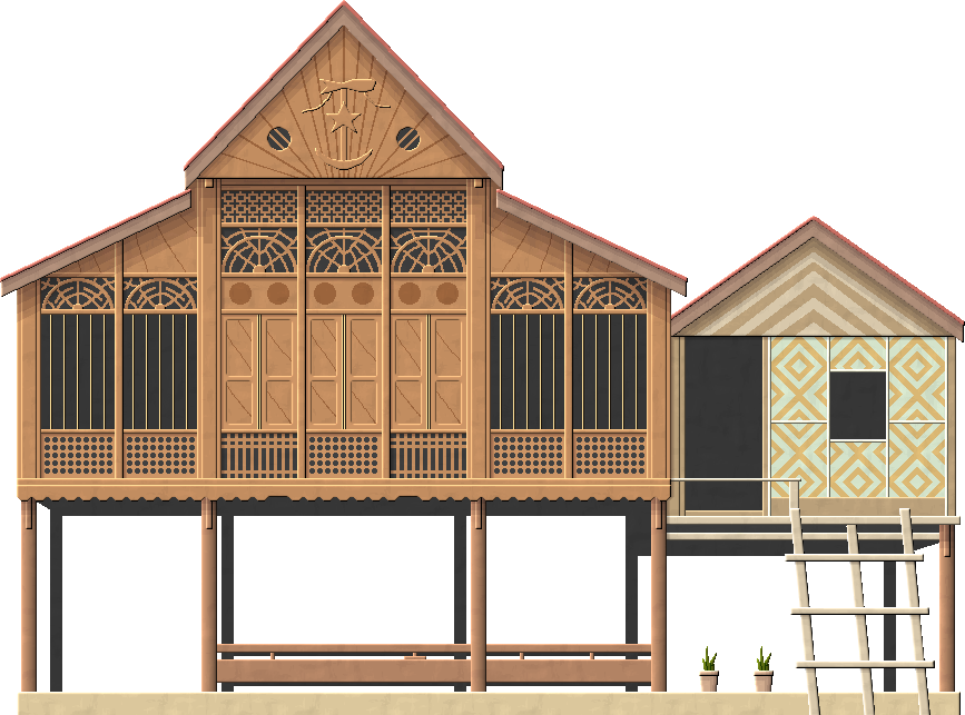 Malay Traditional House Design on japanese home interior design, thai house design, traditional malay food, traditional malay house wallpaper, chinese house design, asian house design, kerala style house design, indian house design, japanese tea house building design,