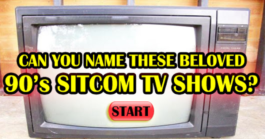 Can You Name These Beloved 90's Sitcom TV Shows?