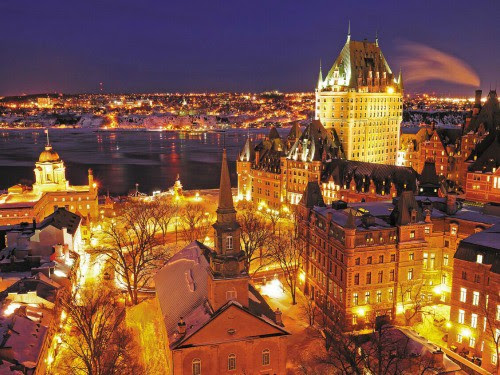 Discover Quebec City in the winter, North America's best winter destination