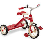 """Radio Flyer 10"""" Classic Tricycle - Red"""