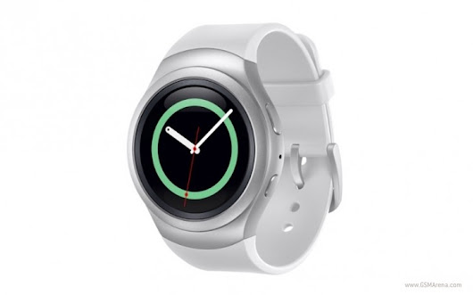 Samsung Gear S2 smartwatch goes official with rotating bezel, Tizen OS