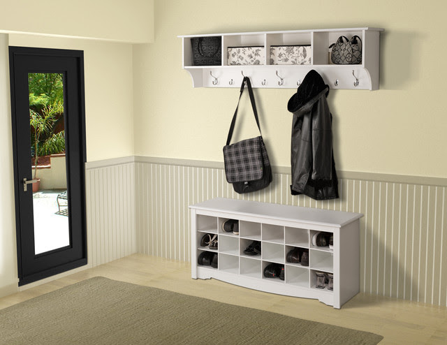 Entryway Storage Furniture - contemporary - benches - vancouver