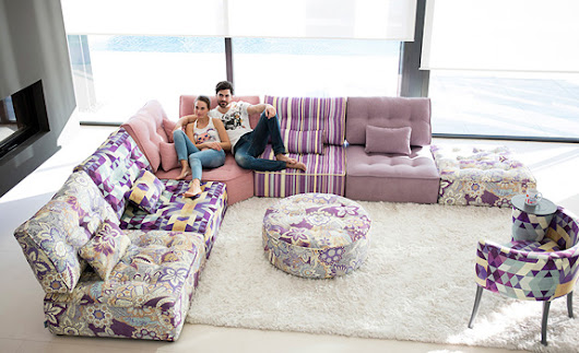 The Fully Customizable Arianne Love Sectional Sofa – Adorable Home