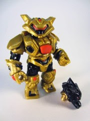 Onell Design Glyos Aurustell Elite Armorvor Action Figure