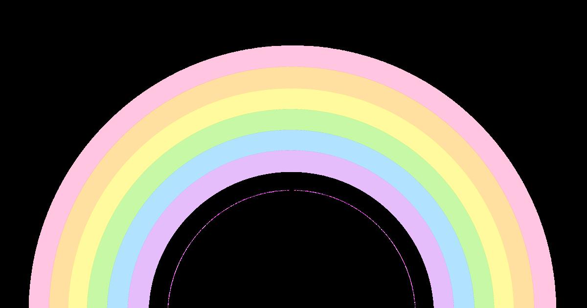 Pastel Aesthetic Rainbow Png | aesthetic elegants
