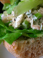 Chicken Salad Sandwich macro