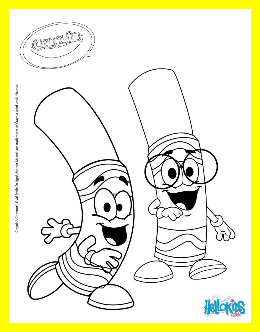 Crayola Animal Coloring Pages at GetDrawings   Free download