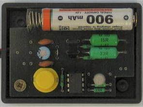 Mạch sạc pin USB với PIC16F629