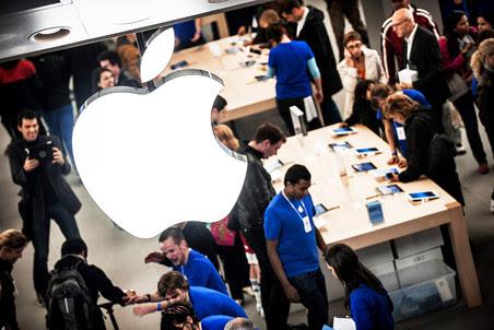 Apple может потерять $1 млрд