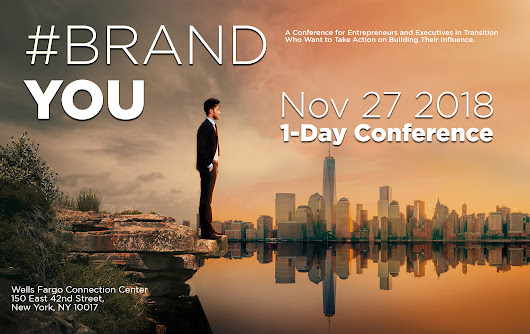 11/27 #BRAND #You Conference is Here - NYC & Live Stream