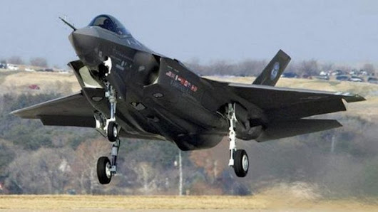F-35 sees first combat missions in Israel.