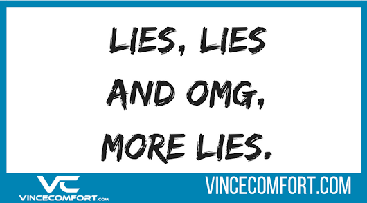 4 Lies To Ignore When Starting Any Online Business | Vince Comfort