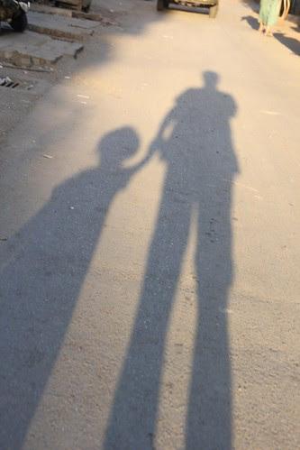Teaching Street Photography To Nerjis Asif Shakir 2 Year Old by firoze shakir photographerno1