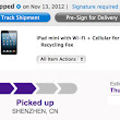 Arrival / Shipping Date Of The iPad Mini And Fourth Generation iPad | iJailbreak.com