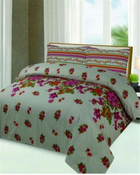 New Fancy Bed Sheets Sets In Pakistan   online shopping in