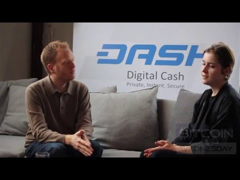 Evan Duffield đã trả lời rất nhiều điều về quan điểm của anh về Cryptocurrency