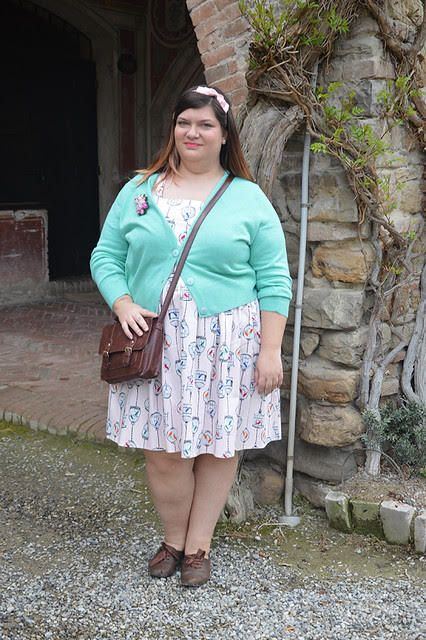 Outfit: I love... pastels!