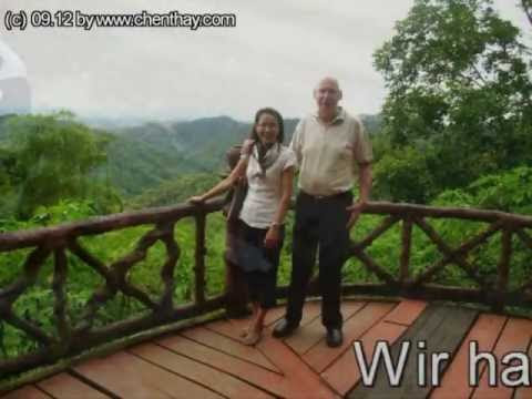 Auf dem Weg von Pak Chong nach Mae Sot (Videos) Teil 05 * The Magic Hill