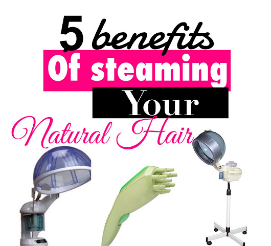5 Reasons to steam your hair | Global Couture Blog