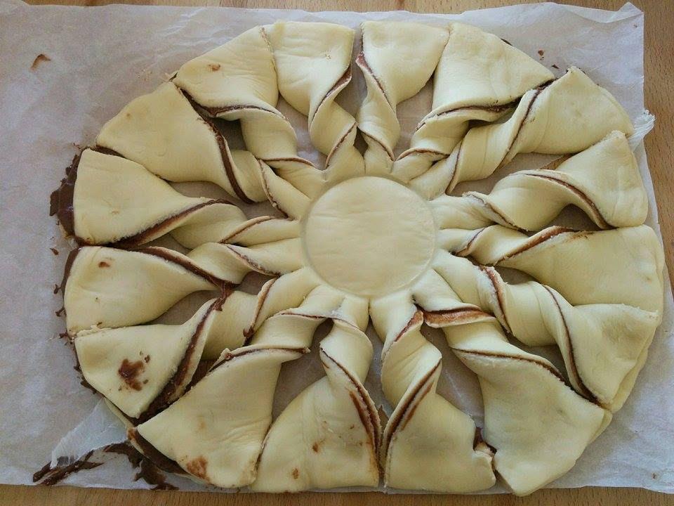 Croissant Au Nutella Pate Feuilletée Kw72 Jornalagora