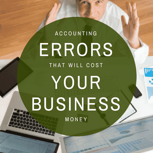 Accounting Errors That Will Cost Your Business Money | Thinkbooks Accounting Bookkeeping Consulting