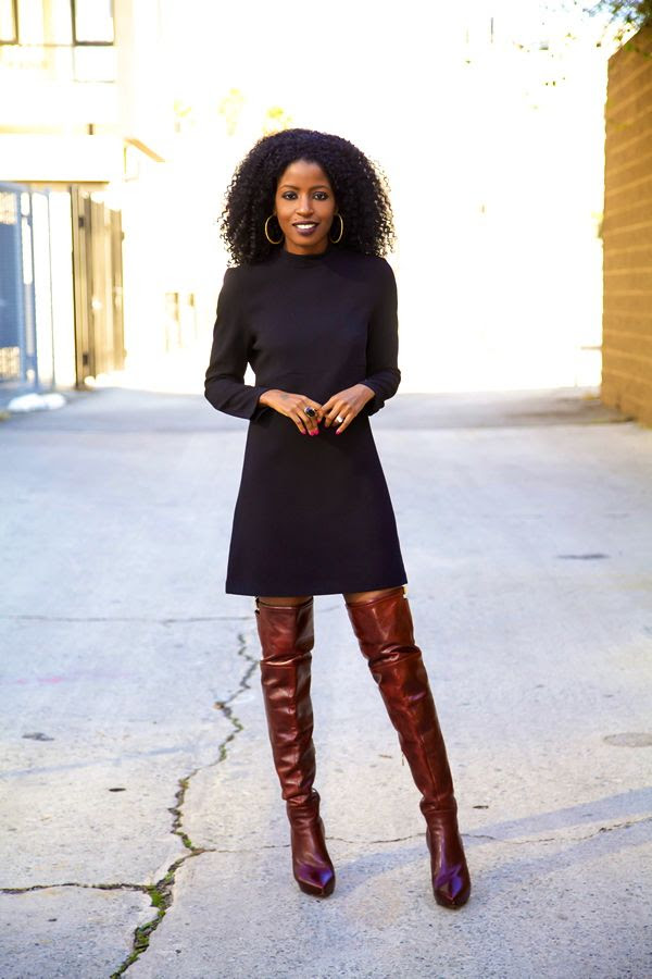 what fall boot styles are fashionistas wearing  divine style