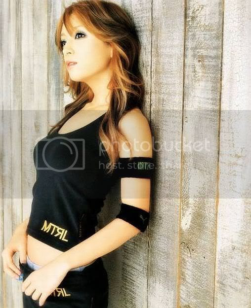 Ayumi Hamasaki, singer, music, sexy