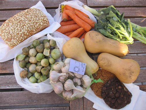 Farmers Market Finds 10/17