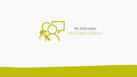 Im Interview mit Gideon Odoom - hsp Handels-Software-Partner GmbH
