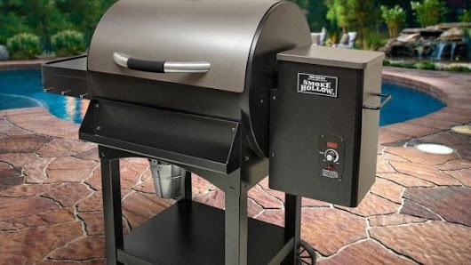 Smoke Hollow 2415PG Pellet Grill Reviews | BBQ Queens