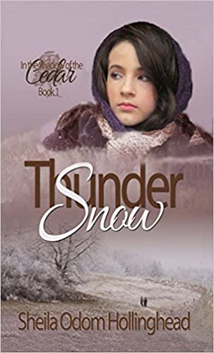 Thundersnow (In the Shadow of the Cedar Book 1)