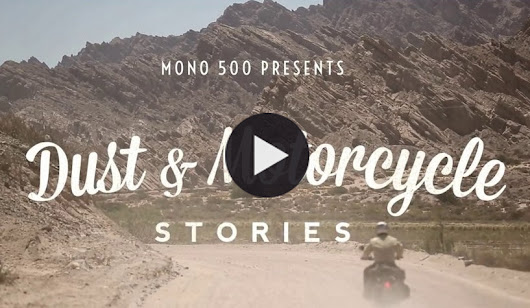 Dust & Motorcycle Stories - Chapter I