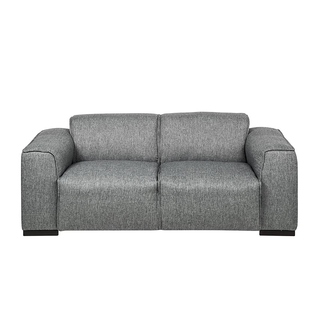 Sofa Stoff Grau 2-Sitzer Couch NEU   eBay