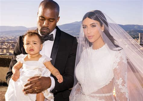 Kim Kardashian and Kanye West's Lavish Wedding Facts Revealed