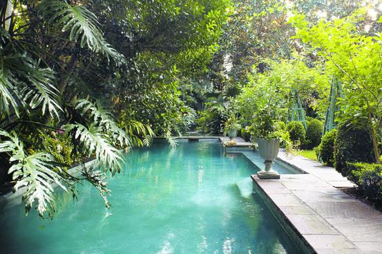 Saltwater Swimming Pools: Bring the Ocean Home - WSJ