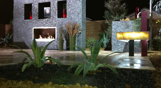 Light it up Onyx - Green Planet Landscaping