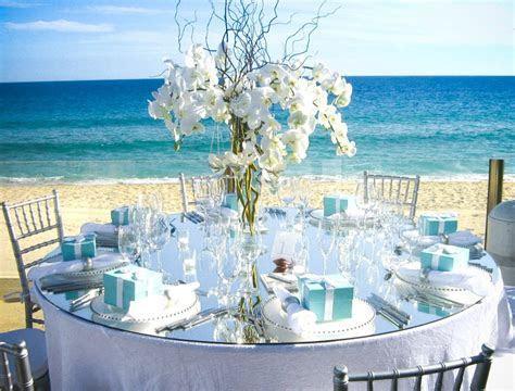 Beach Centerpieces for Wedding Reception   Wedding and
