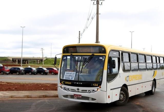 Passageiros de Luziânia com destino ao DF têm nova linha de ônibus