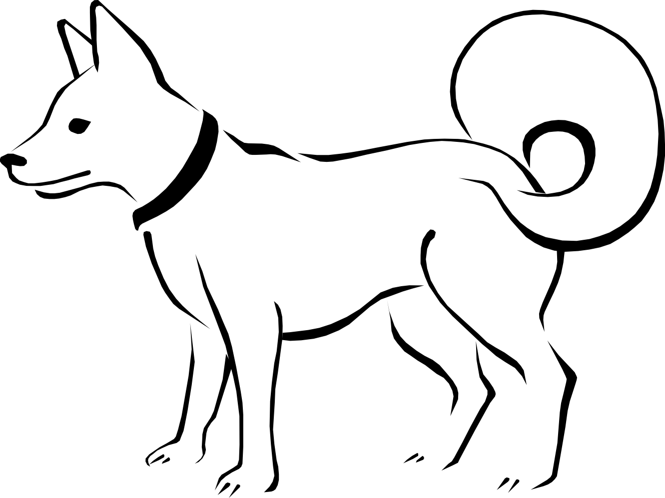 Clip Art Dogs Cliparts Co