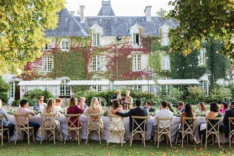 A late summer chateau wedding in the South of France