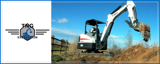 TNG Excavation provides excavation services in Emmett, ID