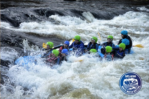 Press Enquiries - Splash White Water Rafting