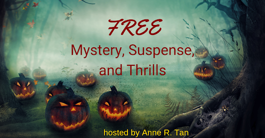 October Mystery/Thriller Giveaway
